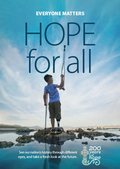 Hope Project front Page
