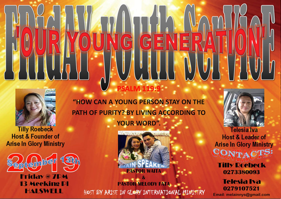 Youth Service Sep19
